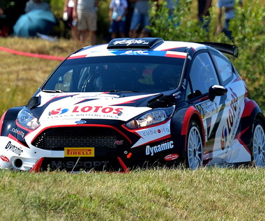 Rajdowe MŚ: Tanak liderem w Niemczech. Kajetanowicz czwarty w kategorii WRC-2