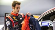 Rajdowe MŚ: Thierry Neuville uszkodził samochód, Latvala liderem w Szwecji