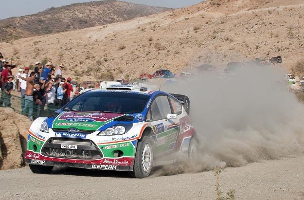 Rajdy WRC trafią do Rosji? /AFP