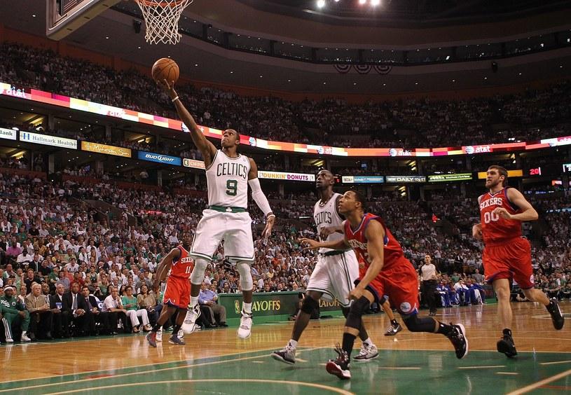 Rajon Rondo, gwiazda Boston Celtics /AFP