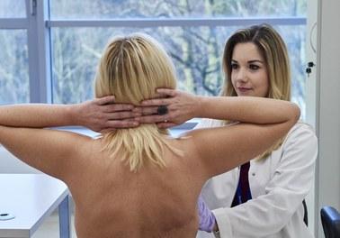Rak piersi a badania USG