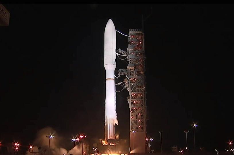 Rakieta Atlas 5 prawdopodobnie wyniosła na orbitę satelitę szpiegowskiego /materiały prasowe