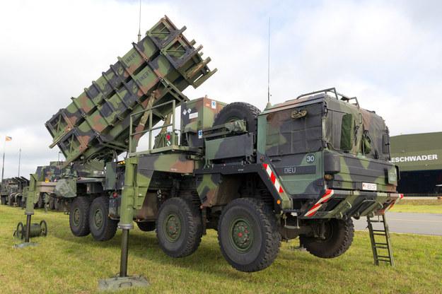 Rakieta Patriot ziemia-powietrze /123RF/PICSEL