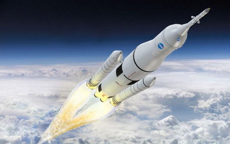 Rakieta SLS – jeden z obecnie najdroższych projektów NASA /NASA