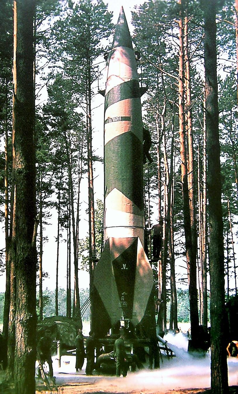 Rakieta V-2 /Odkrywca