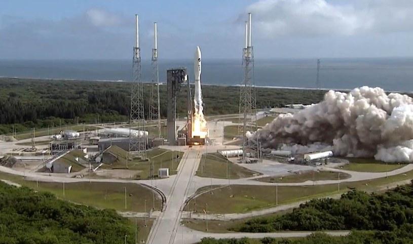 Rakieta wynosząca X-37B Fot. United Launch Alliance /materiały prasowe