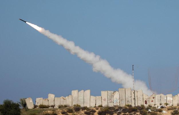 Zawyły syreny. Wymiana ataków rakietowych na linii Izrael-Syria