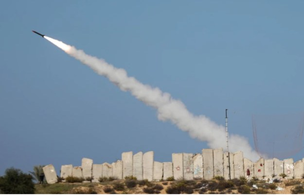 Atak na lotnisko w Bagdadzie. W nocy spadły trzy rakiety