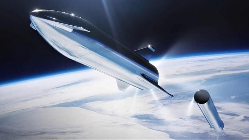 Rakiety SpaceX będą transportować broń jądrową i sprzęt wojskowy dla Pentagonu /Geekweek