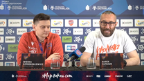 Raków Częstochowa. Trener Marek Papszun po meczu z Piastem Gliwice. Wideo