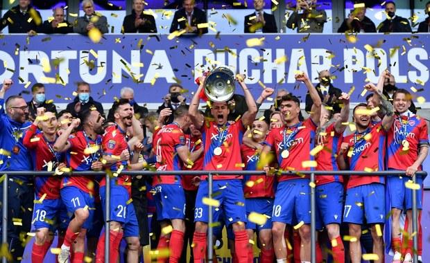 Raków Częstochowa zdobył Puchar Polski