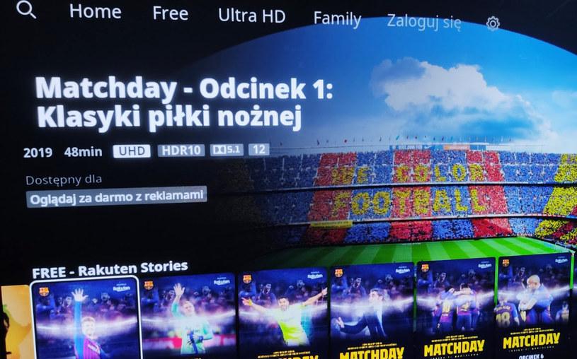 Rakuten TV  Free /INTERIA.PL