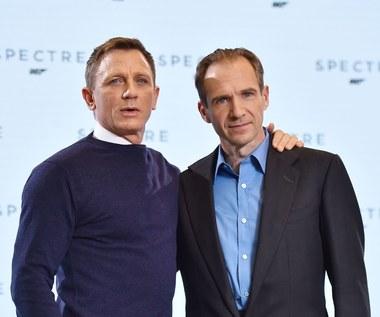 Ralph Fiennes: Daniel Craig uczynił Bonda własnym
