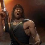 Rambo walczy z Terminatorem w brutalnym zwiastunie gry Mortal Kombat 11 Ultimate