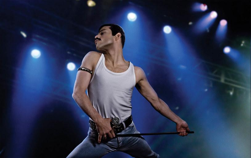 Rami Malek w roli Freddy'ego Mercury'ego /materiały prasowe