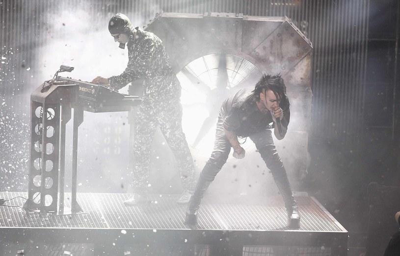 Rammstein uwielbia szokować swoimi klipami /Getty Images/Flash Press Media