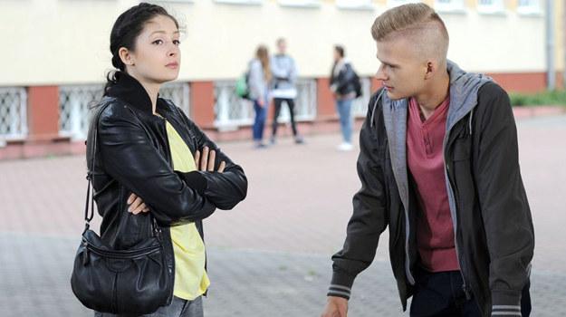 Ramona (Anna Matysiak) i Jasiek (Paweł Grządziel) /Agencja W. Impact