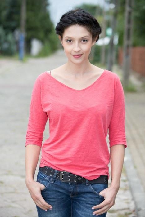 Ramona (Anna Matysiak) /Agencja W. Impact