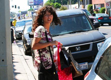 Ramona Rey w Los Angeles /