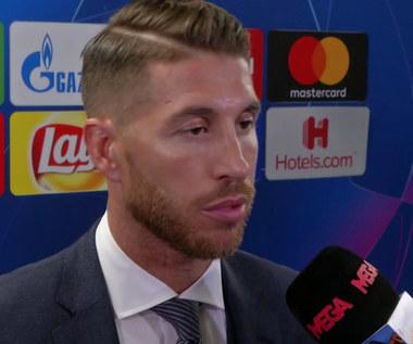 Ramos tłumaczy się z faulu na Havlu. Wideo