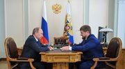 Ramzan Kadyrow - kaukaski zagończyk Putina