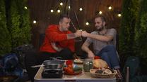 Randki bez cenzury: Tymon Tymański i jego syn Kosma w roli komentujących