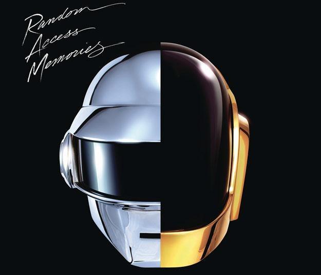 """""""Random Access Memories"""" Daft Punk to poważny kandydat do tytułu płyty roku 2013 /"""