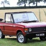 Range Rover Cabrio. Słyszałeś o takim aucie?