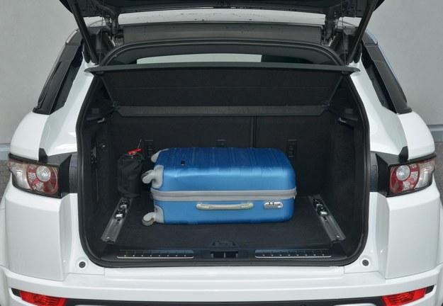 range rover evoque bagaznik /Motor
