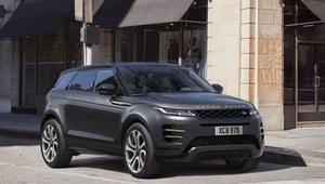 Range Rover Evoque i Discovery Sport z kilkoma nowościami