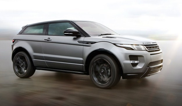 Range rover evoque od Victorii Beckham /Private Banking