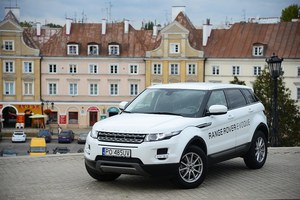 Range Rover Evoque przed liftingiem /Motor