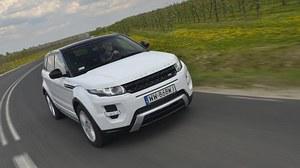 Range Rover Evoque Si4 9AT - test