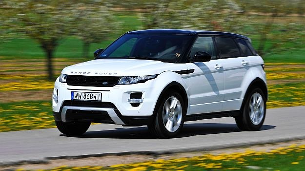 Range Rover Evoque /Motor