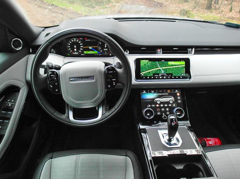Range Rover Evoque /INTERIA.PL