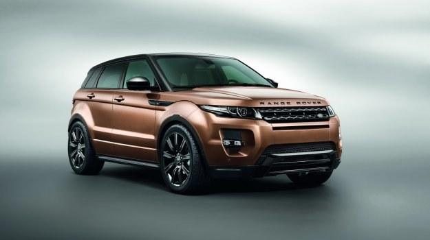 Range Rover nie narzeka na brak popularności Evoque'a. W ciągu 1,5 roku od debiutu model znalazł na świecie 170 tys. nabywców. /Land Rover