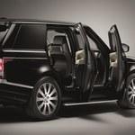 Range Rover Sentinel. Dla głów państw i... bandytów