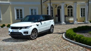Range Rover Sport 4.4 SDV8 HSE Dynamic - test