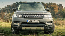 Range Rover Sport SDV6 HSE. Nasz test