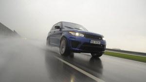 Range Rover Sport SVR - test