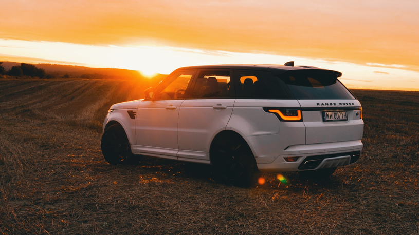 Range Rover Sport SVR /INTERIA.PL