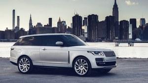 Range Rover SV Coupe anulowany!