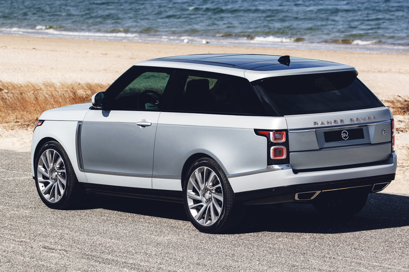 Range Rover SV Coupe /