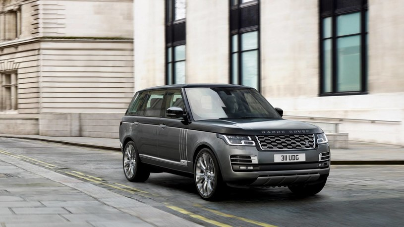 Range Rover SVAutobiography /