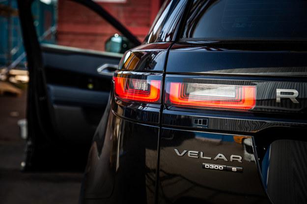 Range Rover Velar na zdjęciu ilustracyjnym /shutterstock /