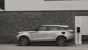 Range Rover Velar w hybrydowej wersji
