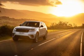 Range Rover Velar w wersji hybrydowej