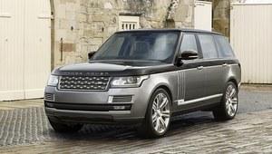 Range Rover w ekskluzywnej wersji SVAutobiography