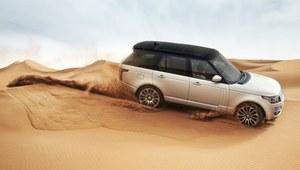 Range Rover - z lekkością w teren