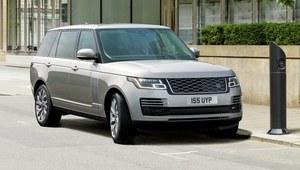 Range Rover został zmodernizowany